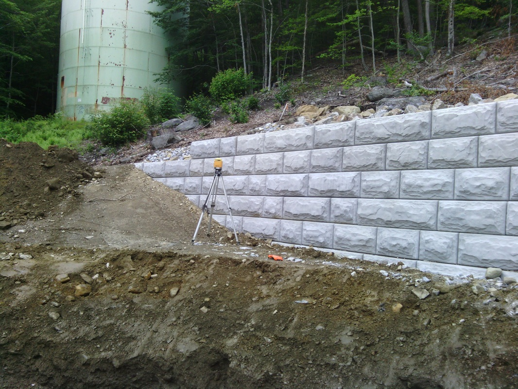 retaining wall design block retaining wall design manual retaining wall slope - Block Retaining Wall Design Manual